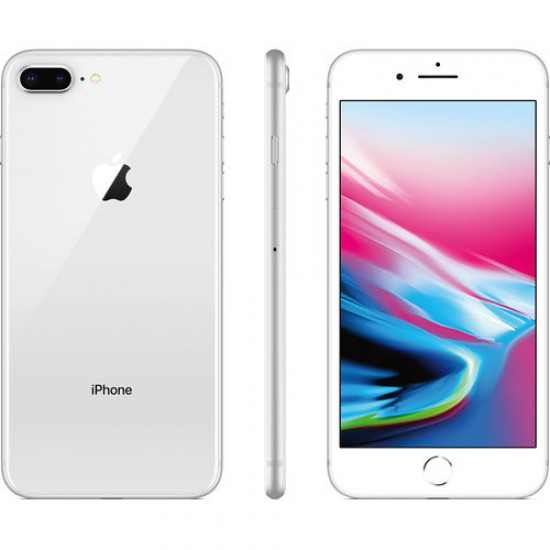 iPhone 8 Plus 256gb Prata